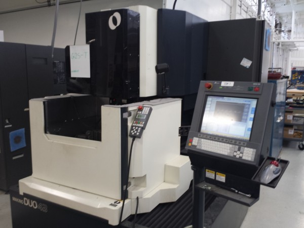 Used Makino DUO 43